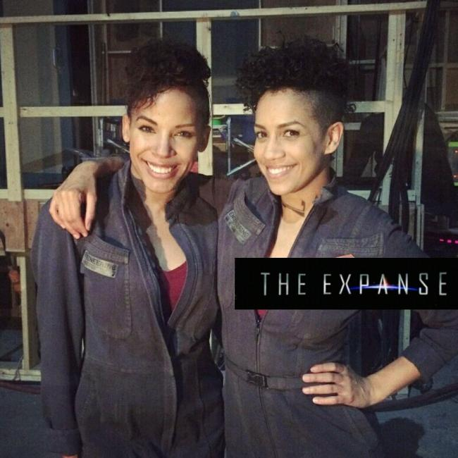 Stunt Doubling on the Expanse